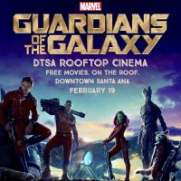 Guardians of the Galaxy - Free Outdoor Screening