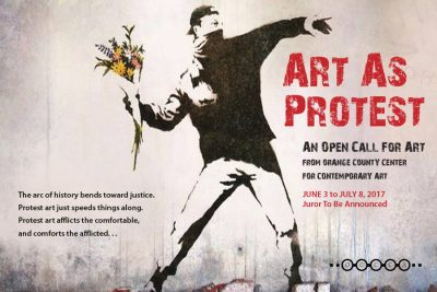 Open Call for Art: Art as Protest