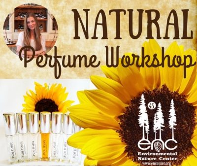 Natural Perfume Workshop — ENC