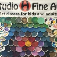 Open House & Hands On Art with Studio H Fine Art