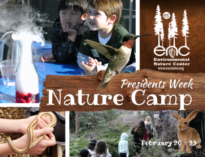 President's Day Camp at the ENC