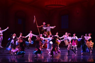 Don Quixote Ballet for Kids