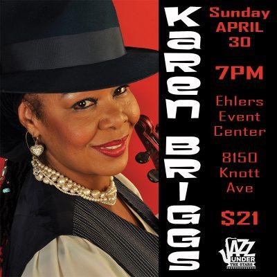 Jazz Under the Stars Featuring Karen Briggs