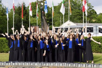 Orange County Women's Chorus - Rocking the Boat