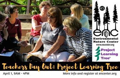Teacher's Day Out with Project Learning Tree