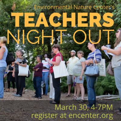 Teacher's Night Out –– ENC