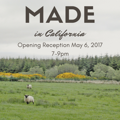 32nd Annual made in California Exhibition