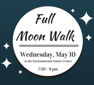 Full Moon Walk & Campfire