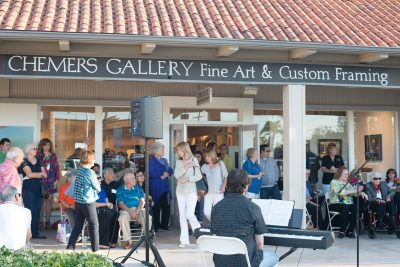 The heART of Orange County Artist Reception and MORE