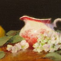 """Rich & Glowing Still Life"" - Artist Workshop with Amanda Fish"