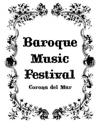 Baroque Music Festival Corona del Mar: Four Viols at Play