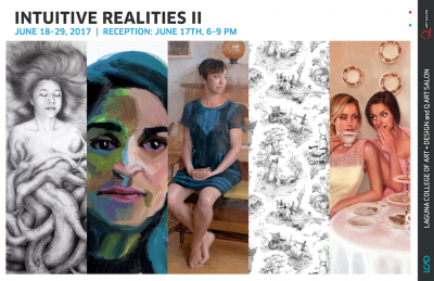 Intuitive Realities II: An Exhibition of New Works by Recent Graduates of Laguna College of Art and Design
