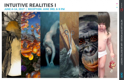 Laguna College of Art and Design to Open Intuitive Realities I At Q Art Salon