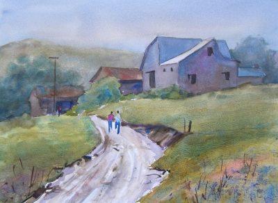 Mood and Atmosphere in Watercolor Workshop
