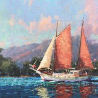 Port & Starboard III - Marine Paintings from Across the World!
