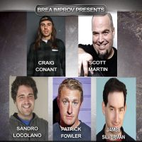 Scott Martin and Friends Live at the Brea Improv