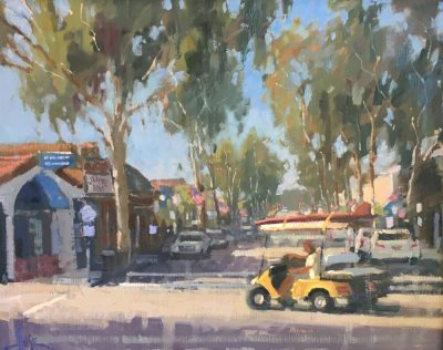 12th Annual Just Plein Fun Painting Event