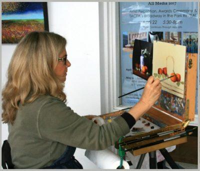 Artist Demos with 10 Local Artists and Sligo Rags!