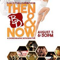 Backhausdance: Then & Now