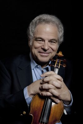 Itzhak Perlman and LA Phil