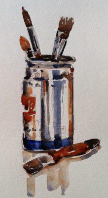 Watercolor for Beginners Workshop