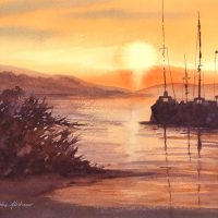 The Sky is the Limit: Watercolor Workshop