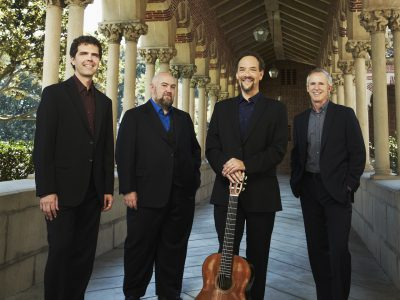 Los Angeles Guitar Quartet: From Bluegrass to Bach