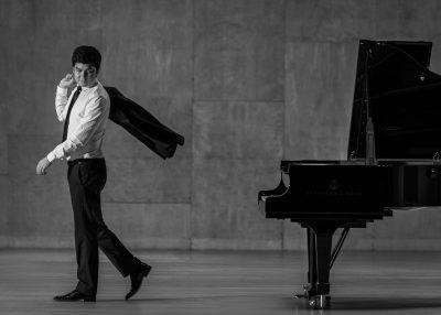 Solo Piano with Rising Star Behzod Abduraimov