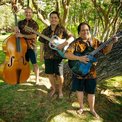 Hawaiian Holiday Concert with Ho'okena