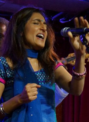 Indian Fusion Music with Kiran Ahluwalia
