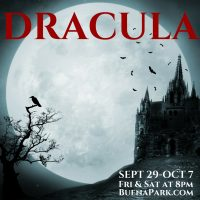 Autum Nights Under the Star Presents: Dracula