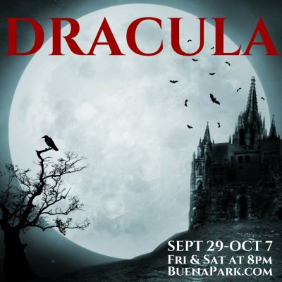 Autum Nights Under the Star Presents: Dracula