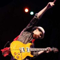 HOPE Benefit Concert Featuring the 'Smooth Sounds of Santana'!