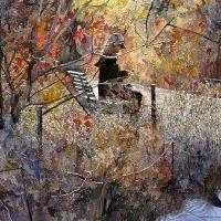 John Salminen Watercolor Demo
