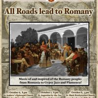 The Hutchins Consort presents: All Roads Lead to Romany