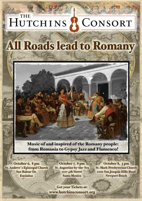 The Hutchins Consort presents: All Roads Lead to R...
