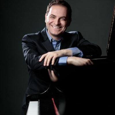 Enrico Elisi, piano