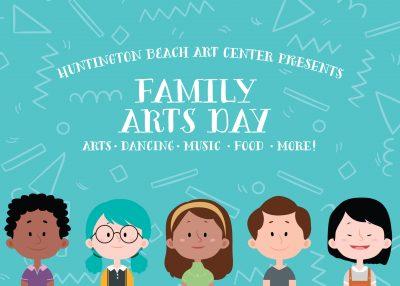 Family Arts Day 2017