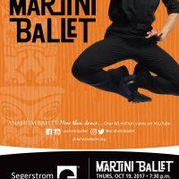 Anaheim Ballet's Martini Ballet