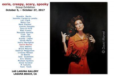 eerie, creepy, scary, spooky