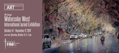 49th Annual Watercolor West International Juried E...