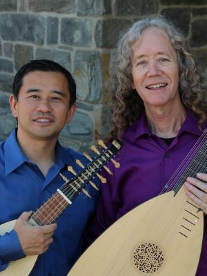 Faculty Artist Series Beethoven for Two Guitars: The Schneiderman-Yamaya Duo