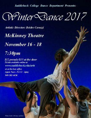 WinterDance Concert at Saddleback College
