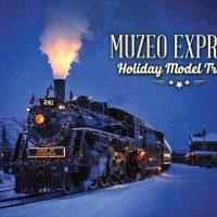 Muzeo Express: Holiday Model Trains