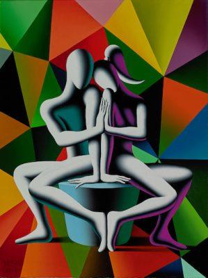 Meet the Artist: Mark Kostabi