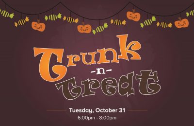 Don't Miss the Franken-tastic Fun at OC Rescue Mission's 2nd Annual Trunk-n-Treat!