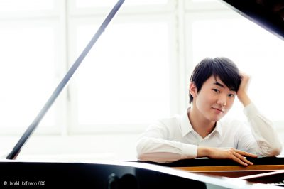 SOLD OUT - Solo Piano with Chopin Competition Winner Seong-Jin Cho