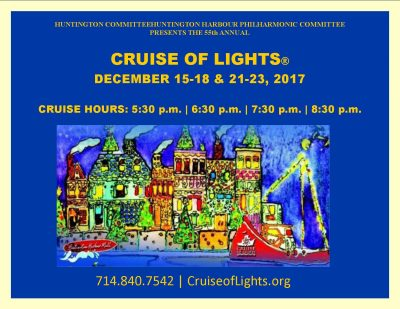 55th Annual Cruise of Lights®