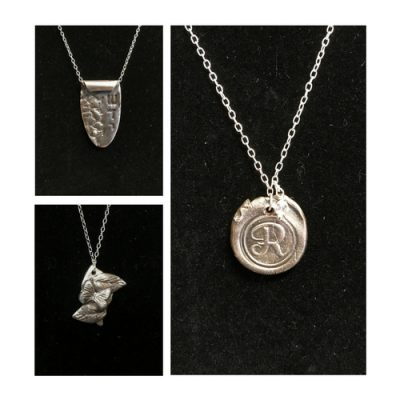The Art of Metal Clay - A Silver Jewelry Making Workshop