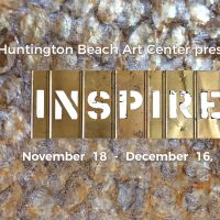 Inspired, the 4th Annual Artist Council Exhibition - Art for Lunch
